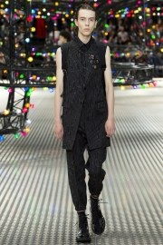 Dior Homme Spring 2017 Menswear Look 47