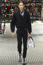 Dior Homme Spring 2017 Menswear Look 9