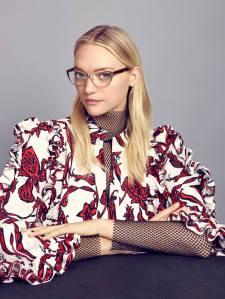 Gemma Ward X Kym Ellery Eyewear Campaign -2016.7.27-