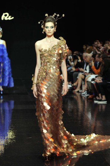 Guo Pei Fall 2016 Couture Look 26