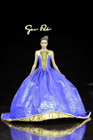 Guo Pei Fall 2016 Couture Look 28