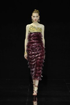 Guo Pei Fall 2016 Couture Look 5