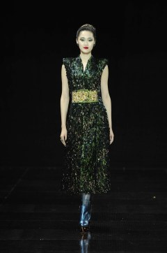 Guo Pei Fall 2016 Couture Look 6