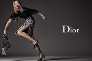 Julia Nobis X Christian Dior Fall 2016 Campaign -2016.6.29-