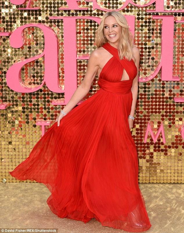 Kylie Minogue in Roberto Cavalli-1