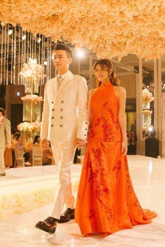 Michelle Chen in Shiatzy Chen-1