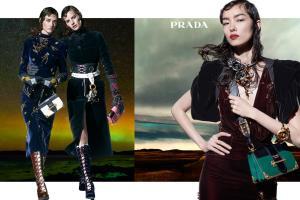 Prada Fall 2016 Campaign -2016.7.21-