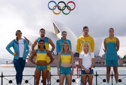 澳洲隊 Team Australia by Adidas