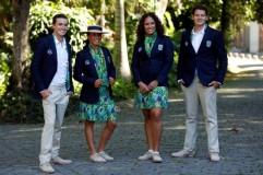 巴西隊 Team Brazil by Lenny Niemeyer