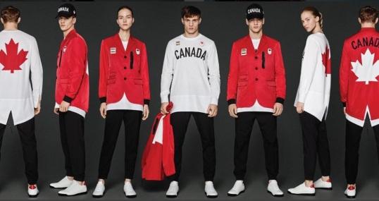 加拿大隊 Team Canada by DSquared2