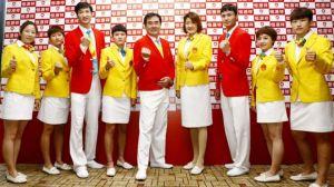 里約奧運中國代表團 -2016.7.23-