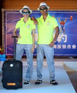 里約奧運台灣代表團 -2016.7.17-