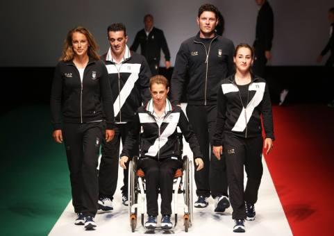 義大利隊 Team Italy by Giorgio Armani
