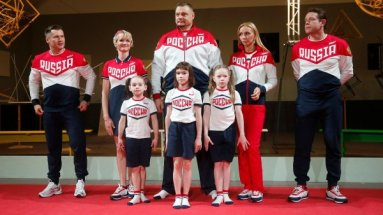 俄國隊 Team Russia