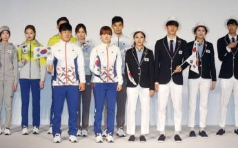 南韓隊 Team South Korea by North Face and Bean Pole
