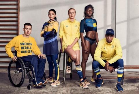 瑞典隊 Team Sweden by H&M