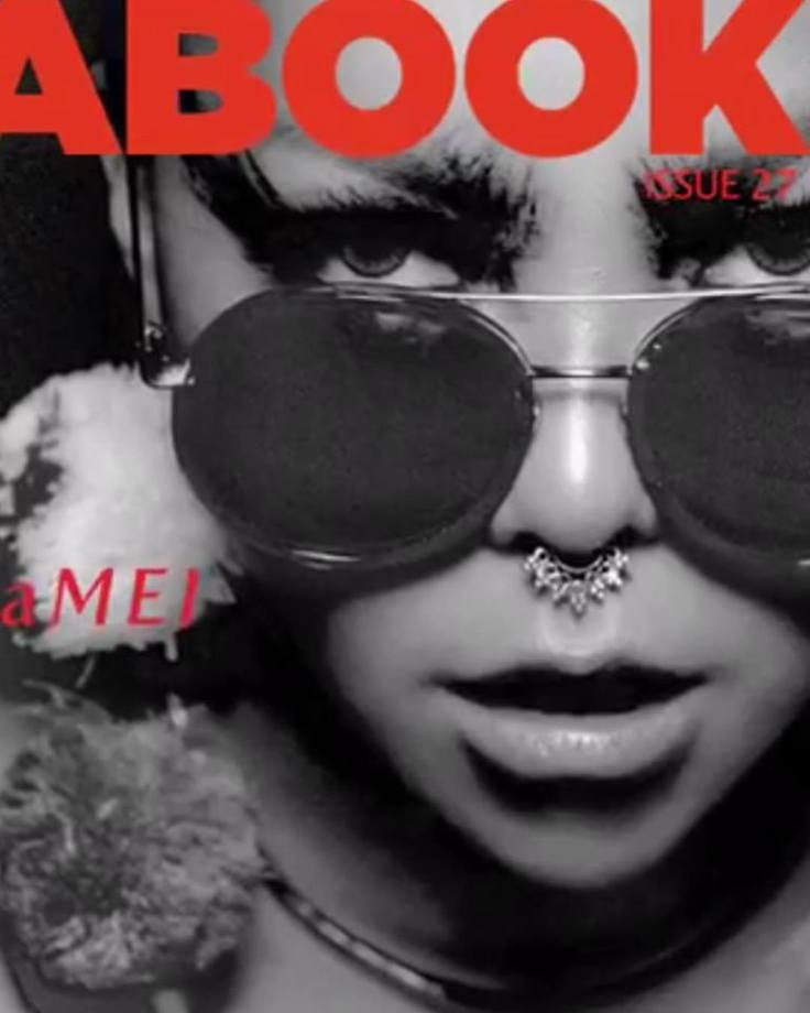 A-mei ABOOK Issue 27 Cover