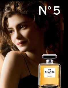 Audrey Tautou for Chanel No.5 2010