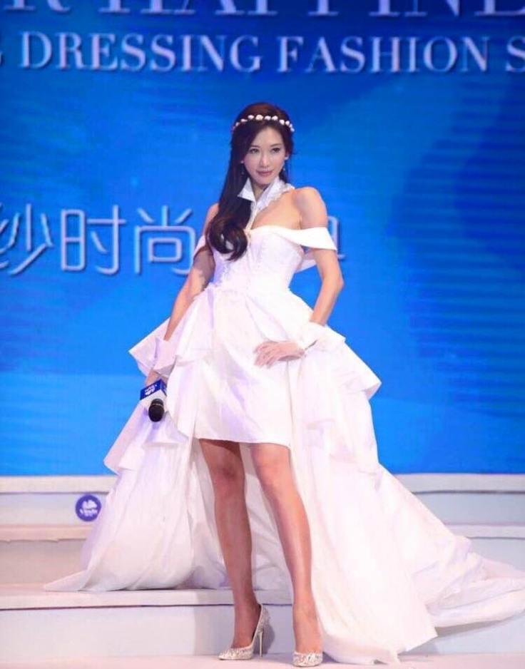 Chiling Lin in Lan Yu Bridal