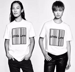 李宇春 X Alexander Wang -2016.8.10-