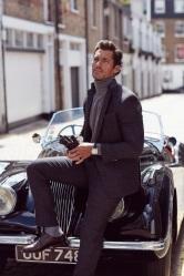 David Gandy Vanity Fair UK On Route September 2016 (Debut Issue)-2