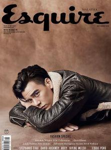 彭于晏 X Esquire Malaysia September 2016 Cover -2016.8.26-
