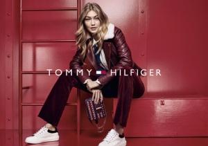 Gigi Hadid & Francisco Lachowski X Tommy Hilfiger Fall 2016 Campaign -2016.8.9-