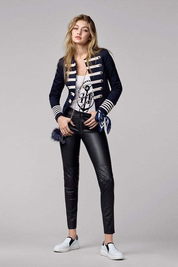 Gigi Hadid X Tommy Hilfiger Collection-1
