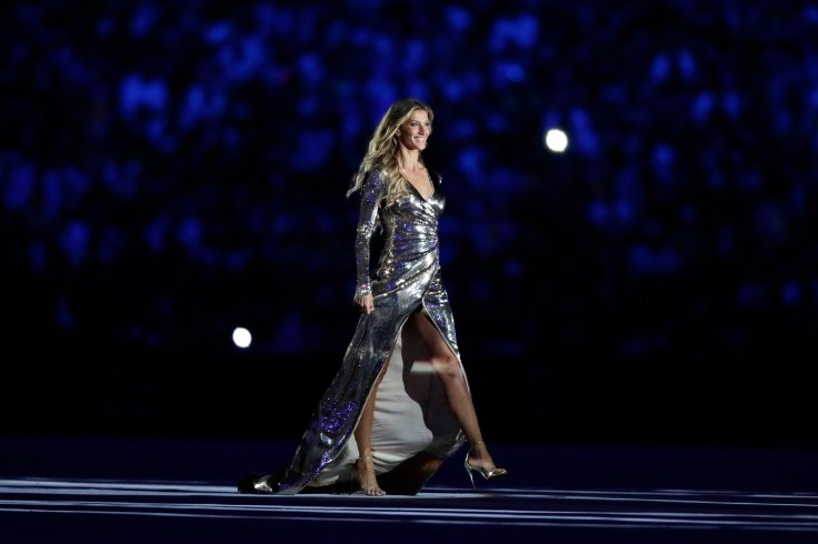 Gisele Bündchen in Alexander Herchovitch for Rio Olympics Opening-1