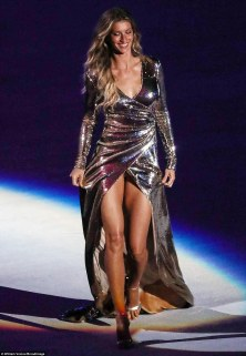 Gisele Bündchen in Alexander Herchovitch for Rio Olympics Opening-5