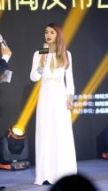 Jolin Tsai in Roberto Cavalli Pre-Fall 2016