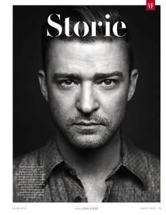 Justin Timberlake Vanity Fair Italy August 2016-2