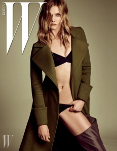 Karlie Kloss X Fashion Magazine September 2016 -2016.8.18-