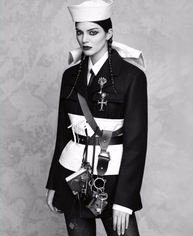 Kendall Jenner Vogue Japan October 2016-11
