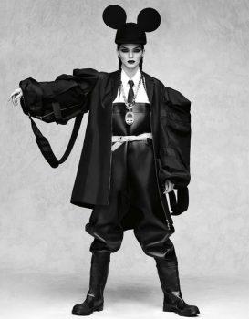 Kendall Jenner Vogue Japan October 2016-2