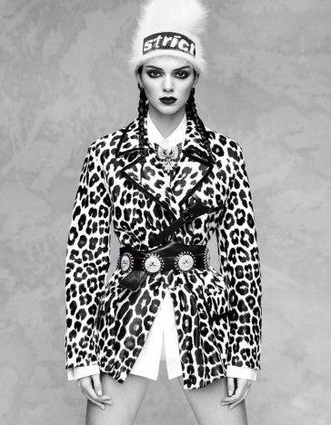 Kendall Jenner Vogue Japan October 2016-3