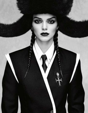 Kendall Jenner Vogue Japan October 2016-4