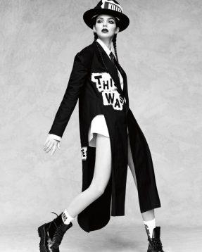 Kendall Jenner Vogue Japan October 2016-6