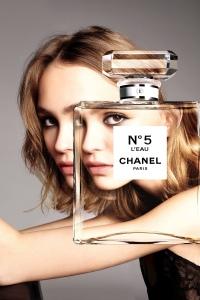 Lily Rose Depp X Chanel No.5 L'Eau -2016.8.28-