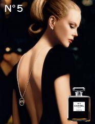 Nicole Kidman for Chanel No.5 2005
