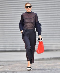 Olivia Palermo in Chelsea 28 Fall 2016 -2016.8.19-