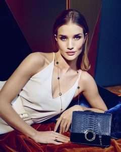 Rosie Huntington-Whiteley X Bulgari Fall 2016 Accessories Campaign -2016.8.20-