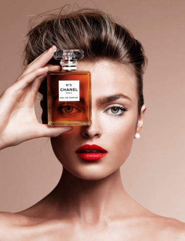 Sophie Vlaming for Chanel No.5