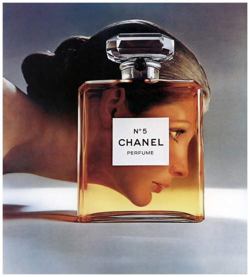 Vicki Hilbert for Chanel No. 5 1969