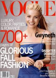 Vogue US September 1999 Cover Gwyneth Paltrow