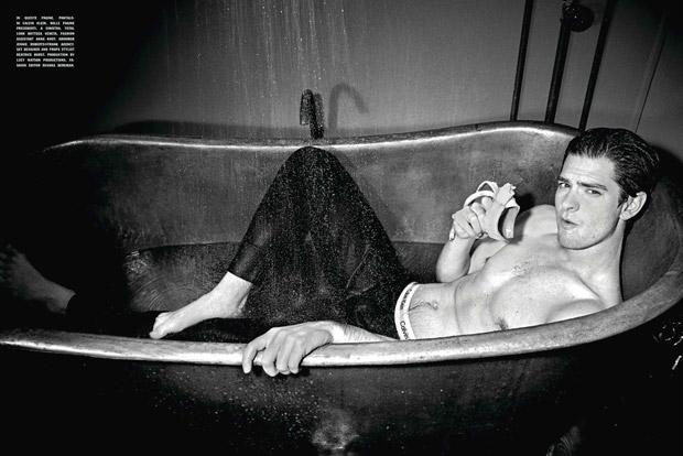 Andrew Garfield L'Uomo Vogue Cinema Issue