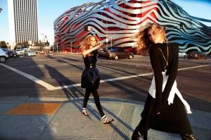Anja Rubik & Lexi Boling X Vogue Paris October 2016 -2016.9.28-