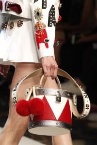 Dolce & Gabbana Spring 2017 Handbag -2016.9.26-