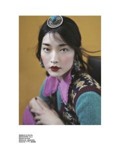 杜鵑 X Harper's BAZAAR China October 2016 -2016.9.18-