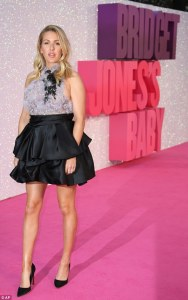 Bridget Jones' Baby London World Premiere— Ellie Goulding -2016.9.6-